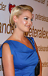 LOS ANGELES, CA. - October 22: Actress Katherine Heigl  arrives at the Peter Alexander Flagship Boutique Grand Opening And Benefit on October 22, 2008 in Los Angeles, California.