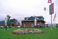 Campbellton, NB, New Brunswick, Canada - Tourist Information Centre