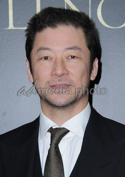"05 January 2017 - West Hollywood, California - Tadanobu Asano. ""Silence"" Los Angeles Premiere held at the Directors Guild of America. Photo Credit: Birdie Thompson/AdMedia"
