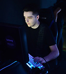 "CORAL GABLES, FL - APRIL 13: Keith ""NAF"" Markovic, of Team Liquid, in action during the Blast Pro Series Miami eSport tournament at Watsco Center on April 13, 2019 in Coral Gables, Florida. ( Photo by Johnny Louis / jlnphotography.com )"