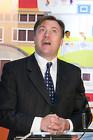 Ed Balls MP, Member of the British Labour Party and  Shadow Chancellor of the Exchequer