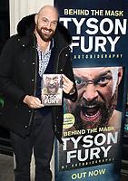 NOV 13 Tyson Fury Book Signing