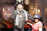 Sylvester McCoy TARDIS