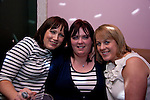Lorraine O' Donnell, Gemma Geoghegan and Joanne Heffernan having a night out in Barocco...Picture: Shane Maguire/Newsfile