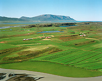 Hamar séð til vesturs, Rípurhreppur / Hamar viewing west, Ripurhreppur