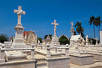 Cuba, Kolumbus-Friedhof - Necropolis Cristobal Colon in Habana, Unesco-Weltkulturerbe