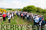 Gortagleanna Commemoration: The crowd  at the annual Gotragleanna commemoration on Sunday last.
