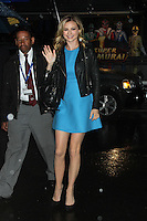 May 15, 2012 Emily VanCamp at Good Morning America  to talk about ABC TV series Revenge in New York City. Credit: RW/MediaPunch Inc.