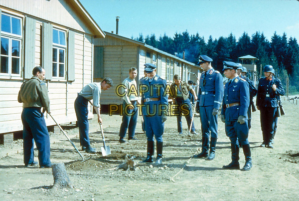SCENE<br /> in The Great Escape (1963) <br /> *Filmstill - Editorial Use Only*<br /> CAP/NFS<br /> Image supplied by Capital Pictures