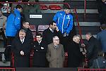 Rangers directors box
