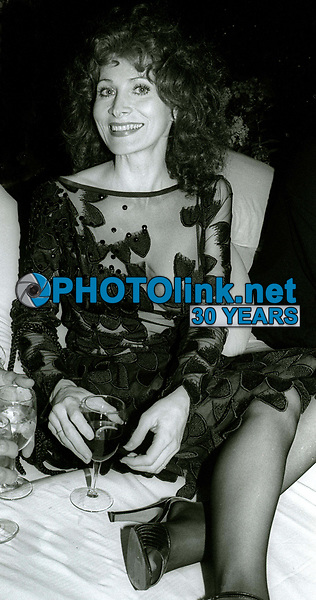 Anita Morris 1982<br /> Photo By John Barrett/PHOTOlink