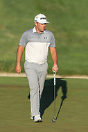 Bethesda, MD - July 1, 2017: Daniel Summerhays walks to the green during Round 3 of professional play at the Quicken Loans National Tournament at TPC Potomac in Bethesda, MD, July 1, 2017.  (Photo by Elliott Brown/Media Images International)
