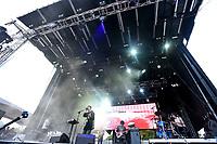 MGMT live auf dem Float Fest 2017 auf der Cool River Ranch. Martindale, 23.07.2017