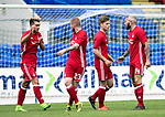 St Johnstone v Aberdeen…01.07.17  McDiarmid Park     Pre-Season Friendly <br />