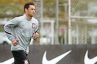 SAO PAULO, SP 24 JUNHO 2013 - TREINO CORINTHIANS - O jogador do Corinthians Ibson, treinou na manhã de hoje, 24, no Ct. Dr. Joaquim Grava, na zona leste de São Paulo. FOTO: PAULO FISCHER/BRAZIL PHOTO PRESS