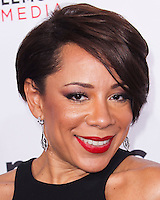 PASADENA, CA, USA - OCTOBER 10: Selenis Leyva arrives at the 2014 NCLR ALMA Awards held at the Pasadena Civic Auditorium on October 10, 2014 in Pasadena, California, United States. (Photo by Celebrity Monitor)