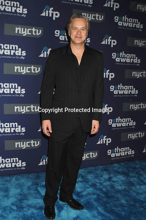 Tim Robbins..arriving at The 16th annual Gotham Awards on ..November 29, 2006 at Pier Sixty. ..Robin Platzer, Twin Images