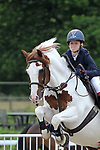 Class 3. Discovery. British showjumping juniors. Brook Farm Training Centre. Essex. 16/07/2017. MANDATORY Credit Garry Bowden/Sportinpictures - NO UNAUTHORISED USE - 07837 394578