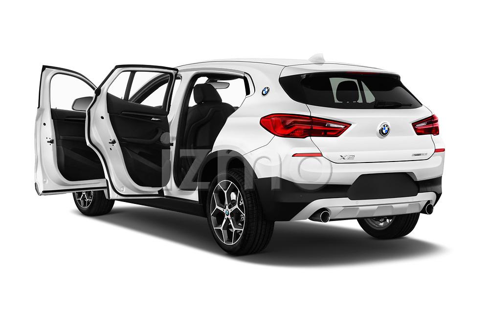 Car images of 2018 BMW X2 Premiere 5 Door SUV Doors