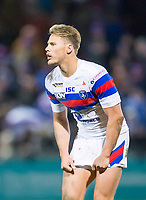 Picture by Allan McKenzie/SWpix.com - 09/02/2018 - Rugby League - Betfred Super League - Wakefield Trinity v Salford Red Devils - The Mobile Rocket Stadium, Wakefield, England - Jacob Miller.