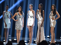 ATLANTA, GA - DECEMBER 8: 2019 MISS UNIVERSE: Contestants appear on the 2019 MISS UNIVERSE competition airing LIVE on Sunday, Dec. 8 (7:00-10:00 PM ET live/PT tape-delayed) on FOX. (Photo by Frank Micelotta/FOX/PictureGroup)