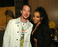 LOS ANGELES, CA - FEBRUARY 8: Tinashe (R) and Diplo attend L.A. Reid & HITCO Entertainment's celebration of the 2019 Grammy Awards at Reids home on FEBRUARY 8, 2019 in Los Angeles, California. (Photo by Willy Sanjuan/PictureGroup)