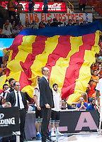 Valencia Basket vs Real Madrid / Play Off