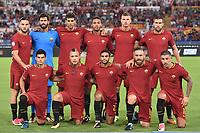 Formazione Roma team Line Ups <br /> Roma 26-08-2017 Stadio Olimpico Calcio Serie A AS Roma - Inter Foto Andrea Staccioli / Insidefoto
