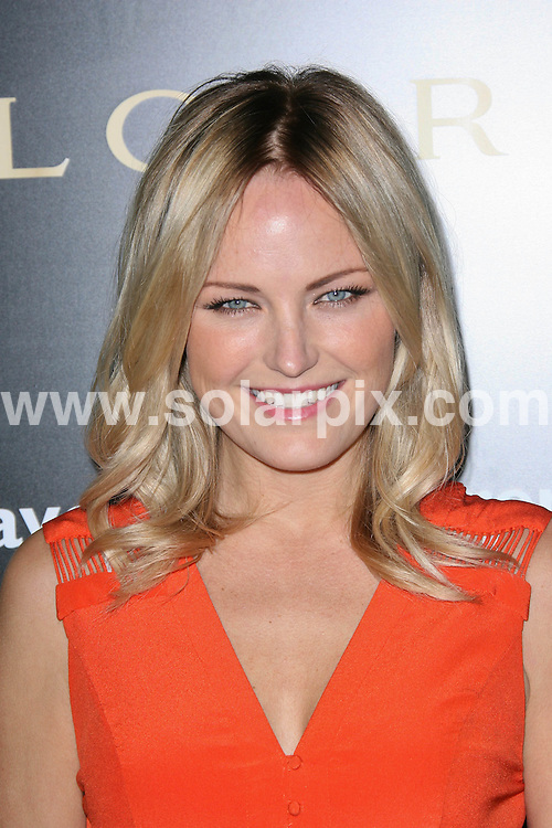 **ALL ROUND PICTURES FROM SOLARPIX.COM**                                             **SYNDICATION RIGHTS FOR UK, AUSTRALIA, DENMARK, PORTUGAL, S. AFRICA, SPAIN & DUBAI (U.A.E) & ASIA (EXCLUDING JAPAN) ONLY**                                                                                  Caption:  Arrivals at the Bvlgari Private Event honouring Simon Fuller and Paul Haggis to Benefit Save the Children and Artists for Peace and Justice, held at the Ron Burkle Residence, Beverly Hills, USA. 13 January 2011                                                                    This pic: Malin Akerman                                                                                        JOB REF: 12666 PHZ Charlotte      DATE: 13_01_2011                                                           **MUST CREDIT SOLARPIX.COM OR DOUBLE FEE WILL BE CHARGED**                                                                      **MUST AGREE FEE BEFORE ONLINE USAGE**                               **CALL US ON: +34 952 811 768 or LOW RATE FROM UK 0844 617 7637**