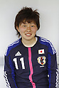 Kumi Yokoyama (JPN), APRIL 3, 2012 - Football / Soccer : Women's International Friendly match between France B and U-20 Japan in Clairefontaine, France. (Photo by AFLO SPORT)