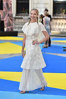 Clara Paget<br /> Royal Academy of Arts Summer Exhibition Preview Party at The Royal Academy, Piccadilly, London, England on June 06, 2018<br /> CAP/Phil Loftus<br /> &copy;Phil Loftus/Capital Pictures