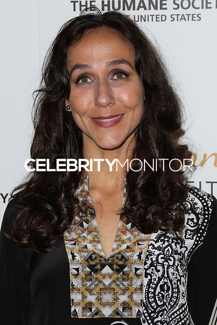 BEVERLY HILLS, CA, USA - MARCH 29: Gabriela Cowperthwaite at The Humane Society Of The United States 60th Anniversary Benefit Gala held at the Beverly Hilton Hotel on March 29, 2014 in Beverly Hills, California, United States. (Photo by Xavier Collin/Celebrity Monitor)