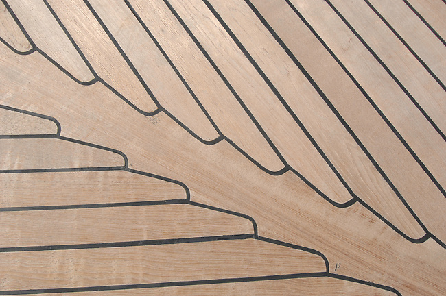 teak deck graphic