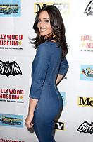 LOS ANGELES - JAN 10:  Camila Banus at the Batman '66 Retrospective and Batman Exhibit Opening Night at the Hollywood Museum on January 10, 2018 in Los Angeles, CA<br /> <br /> Batman '66 Retrospective and Batman Exhibit Opening Night, The World Famous Hollywood Museum, Hollywood, CA 01-10-18