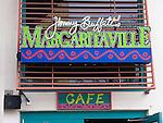 Jimmy Buffet's Margaritaville, Restaurant, Universal Studios, Orlando, Florida