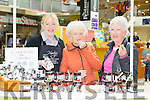 Melanie Harty from Harty's Tralee with Sis Clifford and Helen Fitzgibbon from Garryruth Ballymullen,Tralee at the Taste of Tralee Food Fair Manor West Retail Park on Saturday