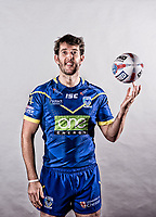 Warrington Wolves Media Day - 04 Jan 2018
