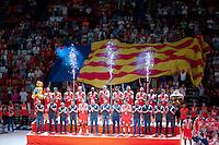 Presentación Valencia Basket 16/17