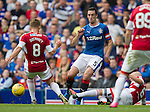 Lee Wallace takes on Greg Docherty