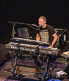James Raymond on keyboards.  David Crosby, Graham Nash and very special guests at the Maui Arts &  Cultural Center.  A concert for Ruthie on August 29, 2013.