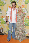 Tori Spelling McDermott & Dean McDermott at The 2009 Nickelodeon's Kids Choice Awards held at Pauley Pavilion in West Hollywood, California on March 28,2009                                                                     Copyright 2009 Debbie VanStory/RockinExposures