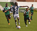 Boyacá Chicó igualó 1-1 ante Deportivo Cali. Fecha 3 Liga Águila II-2018.