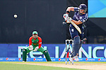 Scotland's Matt Machan tucks one away square. ICC Cricket World Cup 2015, Bangladesh v Scotland, 5 March 2015,  Saxton Oval, Nelson, New Zealand, <br /> Photo: Marc Palmano/shuttersport.co.nz
