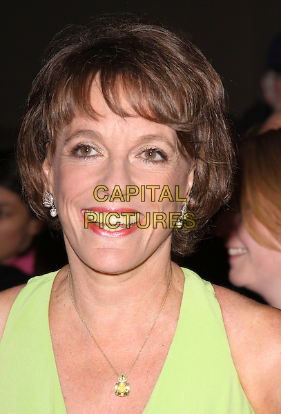 ESTHER RANTZEN .Attending the Pride Of Britain Awards 2009, Grosvenor House, London, England, UK, October 5th 2009..arrivals portrait headshot green s lime sleeveless smiling necklace earrings .CAP/AH.©Adam Houghton/Capital Pictures.