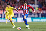 Fernando Torres of Atletico de Madrid in action during the La Liga match between Atletico de Madrid vs Villarreal CF at the Estadio Vicente Calderon on 25 April 2017 in Madrid, Spain. Photo by Diego Gonzalez Souto / Power Sport Images