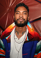LOS ANGELES, CA - JUNE 26: Miguel at the Mark Pitts & Bystorm Entertainment post 2016 BET Awards Celebration at Bootsy Bellows in Los Angeles, California on June 26, 2016. Credit: Walik Goshorn/MediaPunch