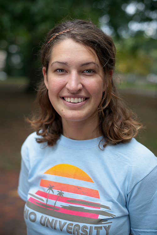 Campus tour guides.Janelle Huelsman