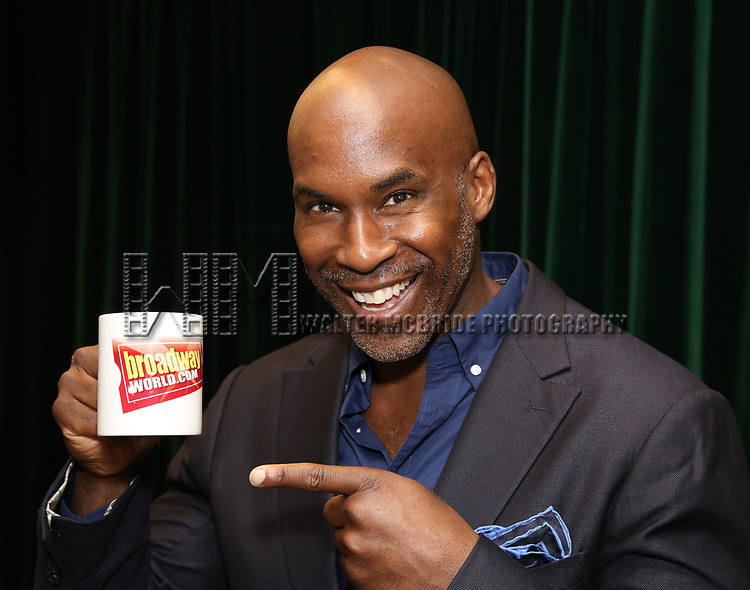 Alan H. Green during the WAKEUP with BWW shoot at the Rehearsal for the Barrington Stage Company production of 'The Royal Family of Broadway', the new musical by William Finn and Rachel Sheinken, at Ripley Grier Studios on May 11, 2018 in New York City.
