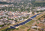 Troy, Ohio Aerial Photographs July 2012
