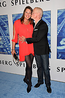 Neal McDonough, Ruve McDonough at the premiere for the HBO documentary &quot;Spielberg&quot; at Paramount Studios, Hollywood. Los Angeles, USA 26 September  2017<br /> Picture: Paul Smith/Featureflash/SilverHub 0208 004 5359 sales@silverhubmedia.com